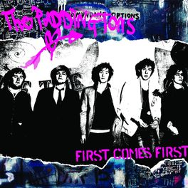 Album cover of First Comes First