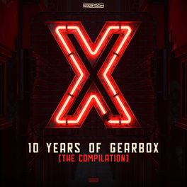 Album cover of 10 Years of Gearbox