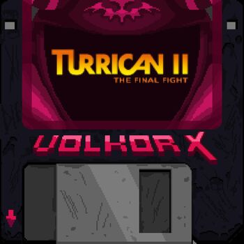 Turrican II: The Final Fight cover