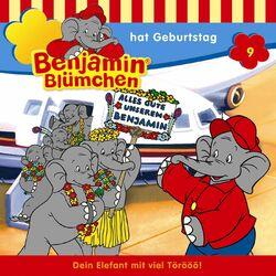 Folge 9 - Benjamin Blümchen hat Geburtstag