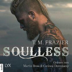 Soulless - King-Reihe 4 (Ungekürzt)