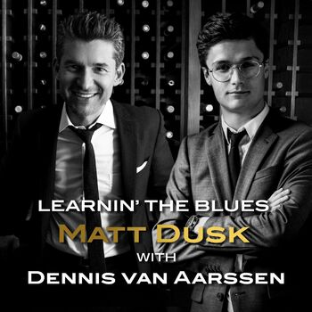 Learnin' The Blues (with Dennis van Aarssen) cover