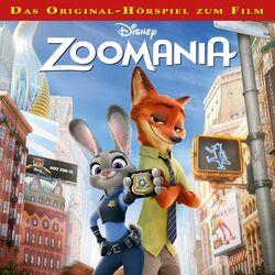 Zoomania (Das Original-Hörspiel zum Film)