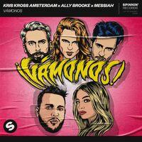 Vamonos - KRIS KROSS AMSTERDAM-ALLY BROOKE