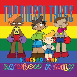 Songs for the Rainbow Family