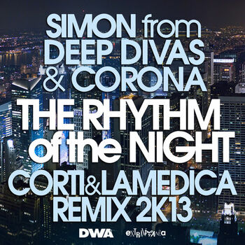 The Rhythm of the Night : The Rhythm of the Night cover