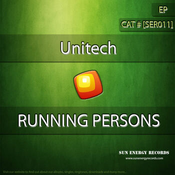 Running Persons cover