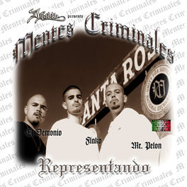 Album cover of Representando