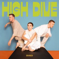 Shaed – High Dive 2021 CD Completo