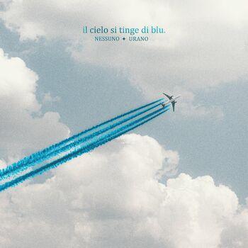 Il cielo si tinge di blu cover