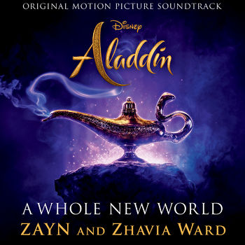 A Whole New World (End Title) cover