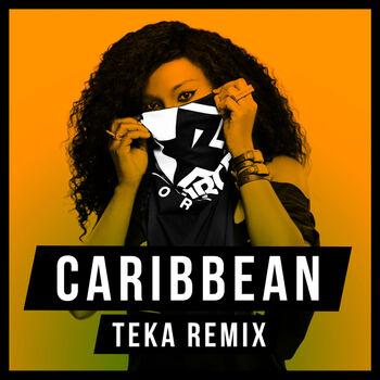 #caribbean cover