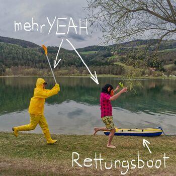 Rettungsboot cover