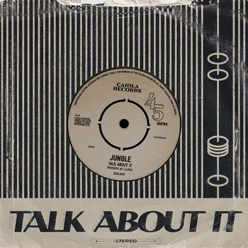 Talk About It cover