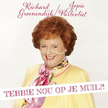 Tebbie Nou Op Je Muil?! cover