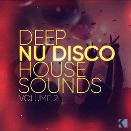 Album cover of Deep Nu Disco House Sounds, Vol. 2