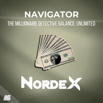 Navigator (The Millionaire Detective Balance: Unlimited) cover