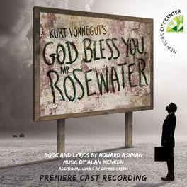 Album cover of Kurt Vonnegut's God Bless You, Mr. Rosewater (Premiere Cast Recording)