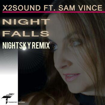 Night Falls cover