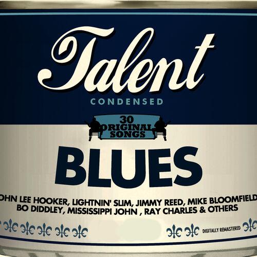 Various Artists: Talent, 30 Original Songs: Blues