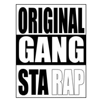 Various Artists: Original Gangsta Rap (Og Rap) - Music