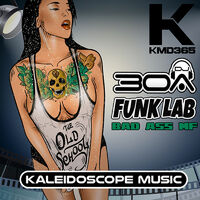 Bad Ass Mf (Tribute rmx) - FUNKLAB-DJ30A