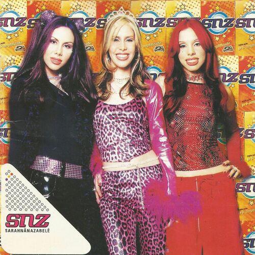 Baixar CD Sarahnãnazabelê – Snz (2001) Grátis
