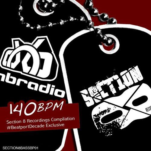 Download VA - Section 8 Bass #BeatportDecade 140BPM (SECTION8BASSBP1) mp3