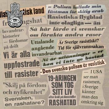Vita Sverige cover