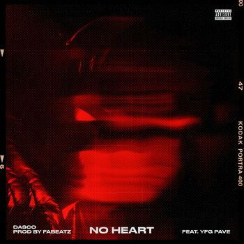 No Heart (feat. YFG Pave) cover