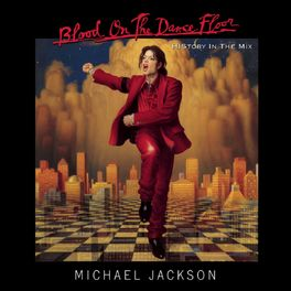Album cover of BLOOD ON THE DANCE FLOOR/ HIStory In The Mix