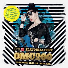 Album cover of SLAVONIJA FEST CMC 200 2018