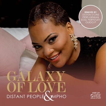 Galaxy of Love cover