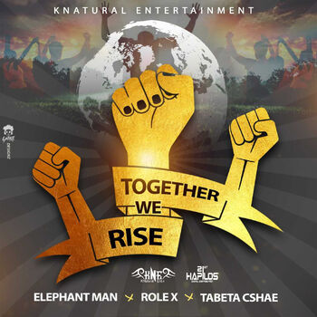 Together We Rise cover