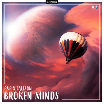 Broken Minds cover