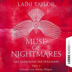 Das Geheimnis des Träumers - Muse of Nightmares, Teil 1 (Ungekürzt) Audiobook