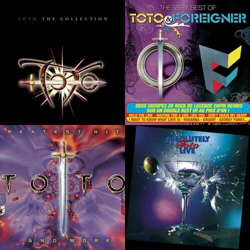 Lista pesama TOTO – Slušaj na Deezer-u   Strimovanje muzike