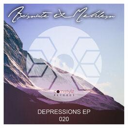 Album cover of Depressions EP
