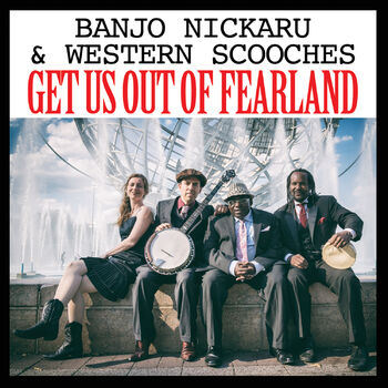 Get Us out of Fearland cover