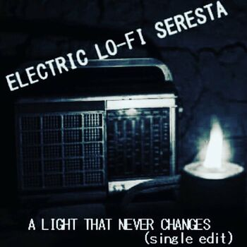 A Light That Never Changes cover