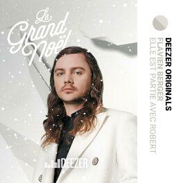 Album cover of Elle est partie avec Robert - Le Grand Noël