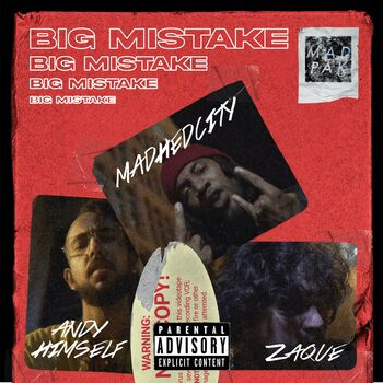 Big Mistake cover