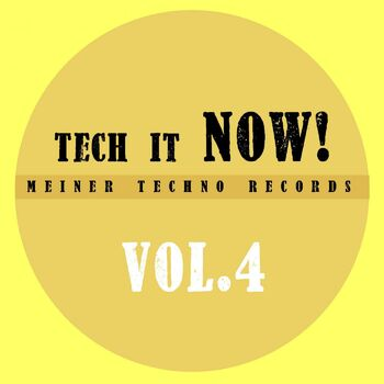 Tech It Now! VOL.4 cover