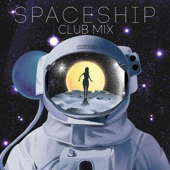 Spaceship cover