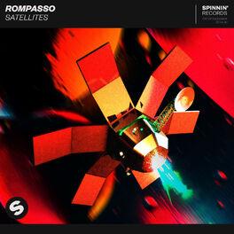Album cover of Satellites