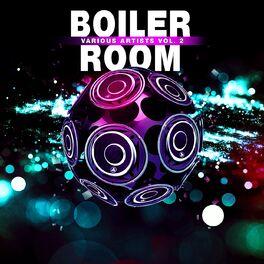 Album cover of Boiler Room, Vol.2
