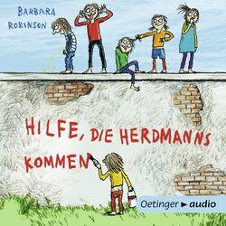 Hilfe, die Herdmanns kommen Audiobook