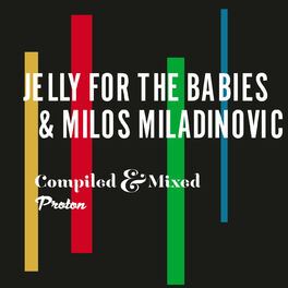 Album cover of Jelly For The Babies and Milos Miladinovic