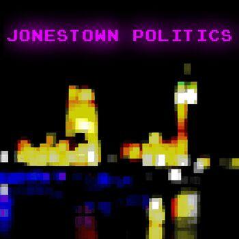 Jonestown Politics cover