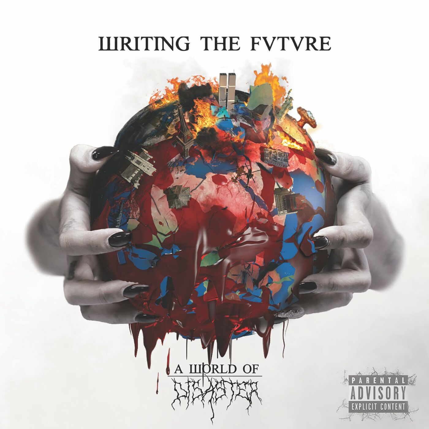 Writing the Future - A World of Disaster [EP] (2020)